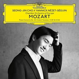 Seong-Jin Cho Mozart Piano Concerto No.20 CD