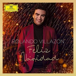 Rolando Villazon Feliz Navidad Christmas CD