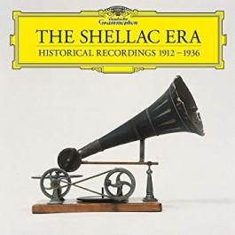 Various Artists The Shellac Era LP