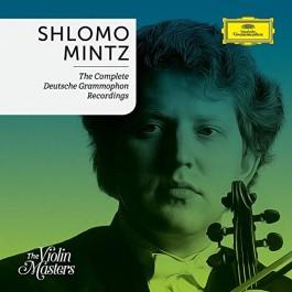 Shlomo Mintz Complete Deutsche Grammophon Recordings CD15