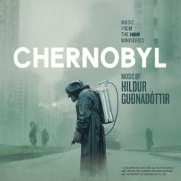 Soundtrack Chernobyl Music By Hildur Guđnadottir CD