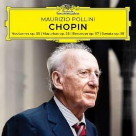 Maurizio Pollini Chopin Opp. 55-58 CD