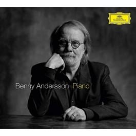 Benny Anderson Piano Deluxe CD