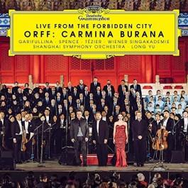 Long Yu Shanghai Symphony Orchestra Orff Carmina Burana CD