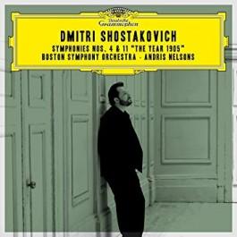 Andris Nelson Boston Symphony Orchestra Shostakovich Symphonies 6&7 CD2