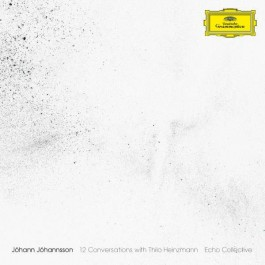 Johann Johannsson 12 Conversations With Thilo Heinzmann LP