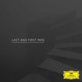 Johann Johannsson & Yair Elazar Glotman Last And First Men CD+BLU-RAY