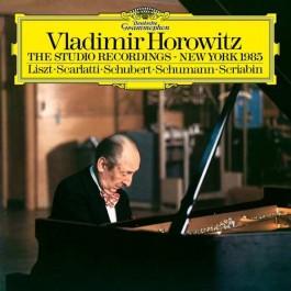 Vladimir Horowitz Studio Recordings New York 1985 LP