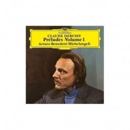 Arturo Benedetti Michelangeli Debussy Preludes Volume 1 180Gr LP