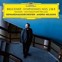 Andris Nelsons Gewandhausorchester Bruckner Symphonies Nos. 2 & 8 CD2