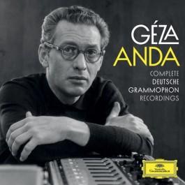 Geza Anda Complete Deutsche Grammophon Recordings CD17