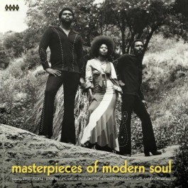 Various Artists Masterpieces Of Modern So LP