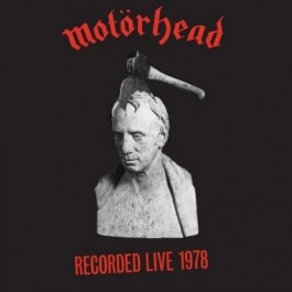 Motorhead Whats Words Worth Recorded Live 1978 LP