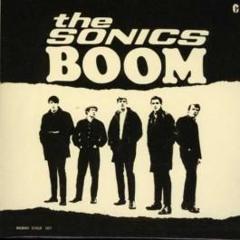 Sonics Boom-Pocket Version CD