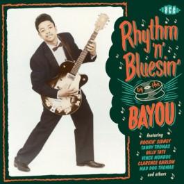 Various Artists Rhythm n Bluesin By The Bayou CD