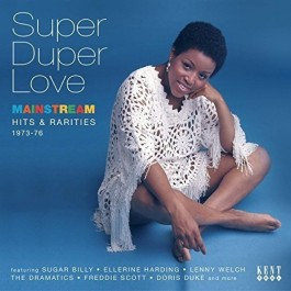 Various Artists Super Duper Love CD
