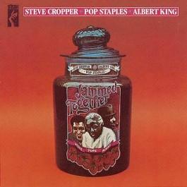 Steve Cropper Pop Staples Albert King Jammed Together CD