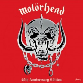Motorhead Motorhead 40Th Anniversary CD
