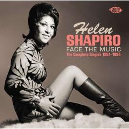 Helen Shapiro Face The Music Complete Singles 1967-1984 CD