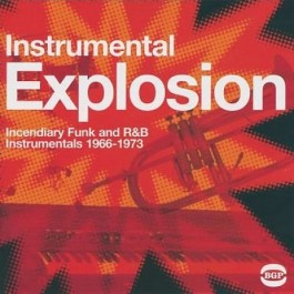 Various Artists Instrumental Explosion I LP2