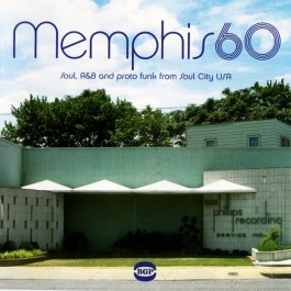 Various Artists Memphis 60 CD