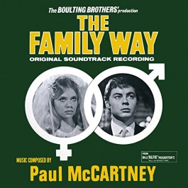 Soundtrack The Family Way By Paul Mccartney CD