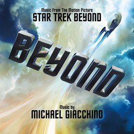 Soundtrack Star Trek Beyond Music By Michael Giacchino CD
