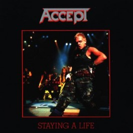 Accept Staying A Life CD2