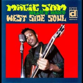 Magic Sam Blues Band West Dise Soul LP