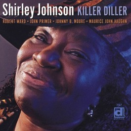 Shirley Johnson Killer Diller CD