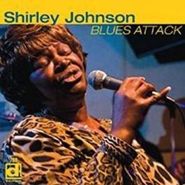 Shirley Johnson Blues Attack CD