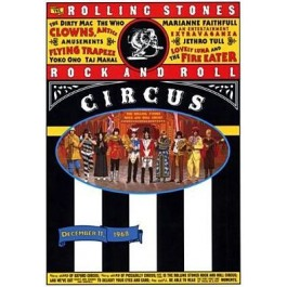 Rolling Stones Rock And Roll Circus DVD