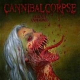 Cannibal Corpse Violence Unimagined CD