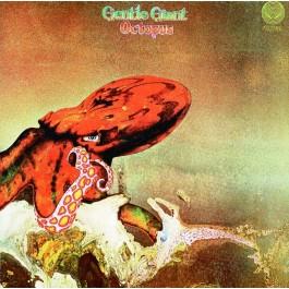 Gentle Giant Octopus CD
