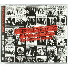 Rolling Stones Singles Collection-London Years Cd3 CD3