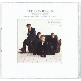 Cranberries No Need To Argue Remasters CD