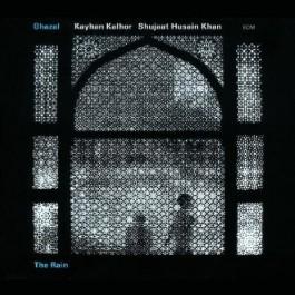 Ghazal The Rain CD