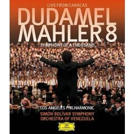 Los Angeles Philharmonic Dudamel Mahler Symphony No.8 BLU-RAY