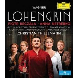 Christian Thielemann Netrebko Beczala Wagner Lohengrin BLU-RAY