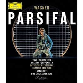 Hartmut Haenchen Bayreuther Festspiele Wagner Parsifal BLU-RAY