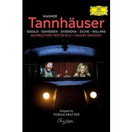 Stephen Milling Stephen Gould Wagner Tannhauser DVD2