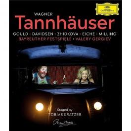 Stephen Milling Stephen Gould Wagner Tannhauser BLU-RAY