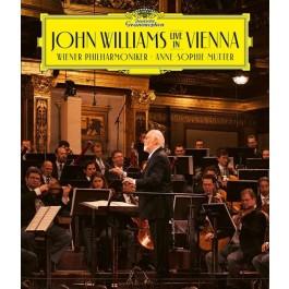 John Williams Live In Vienna BLU-RAY