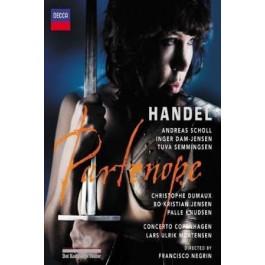 Andreas Scholl Inger Dam-Jensen Handel Partenope BLU-RAY