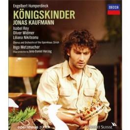 Chorus & Orchestra Of Opernhaus Zurich Metzmacher Humperdinck Konigskinder BLU-RAY