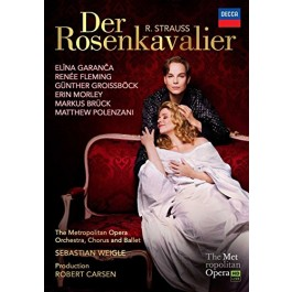 Elina Garanča Fleming Groissbock Strauss Der Rosenkavalier DVD2