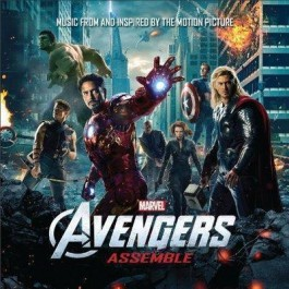 Soundtrack Avengers Assemble CD