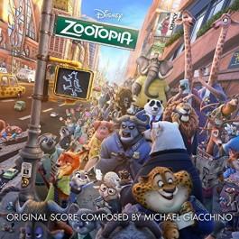 Soundtrack Zootopia CD