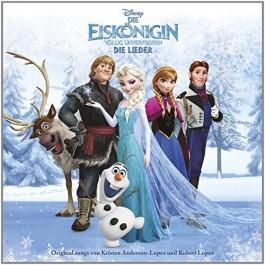Soundtrack Eiskonigin Die Lieder CD