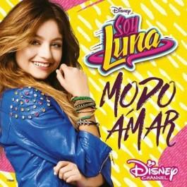Soundtrack Soy Luna Modo Amar CD